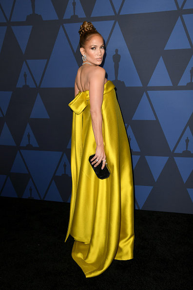 Yellow「Academy Of Motion Picture Arts And Sciences' 11th Annual Governors Awards - Arrivals」:写真・画像(9)[壁紙.com]