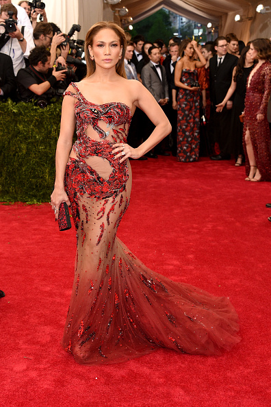 Jennifer Lopez「'China: Through The Looking Glass' Costume Institute Benefit Gala - Arrivals」:写真・画像(18)[壁紙.com]