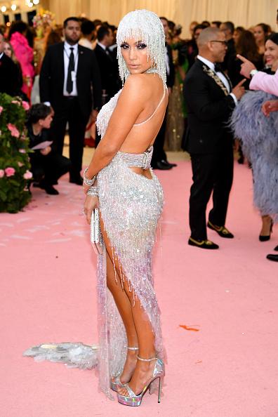 Embellished Dress「The 2019 Met Gala Celebrating Camp: Notes on Fashion - Arrivals」:写真・画像(16)[壁紙.com]