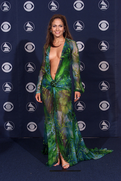 Green Dress「42nd Annual Grammy Awards - Pressroom」:写真・画像(1)[壁紙.com]