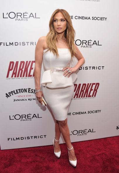 "Peplum「FilmDistrict With The Cinema Society, L'Oreal Paris And Appleton Estate Host A Screening Of ""Parker"" - Arrivals」:写真・画像(5)[壁紙.com]"