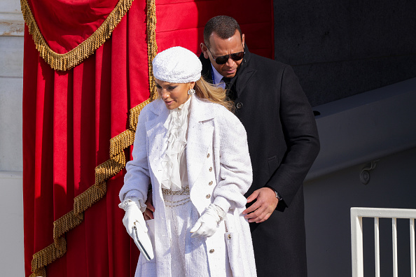 Chanel Jacket「Joe Biden Sworn In As 46th President Of The United States At U.S. Capitol Inauguration Ceremony」:写真・画像(11)[壁紙.com]