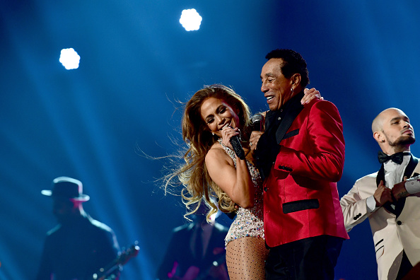 Smokey Robinson「61st Annual GRAMMY Awards - Inside」:写真・画像(6)[壁紙.com]