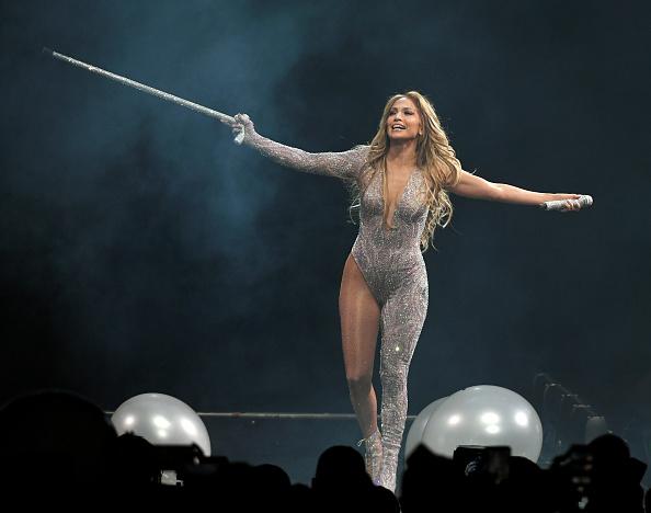 Glitter「Jennifer Lopez In Concert - Las Vegas, NV」:写真・画像(1)[壁紙.com]