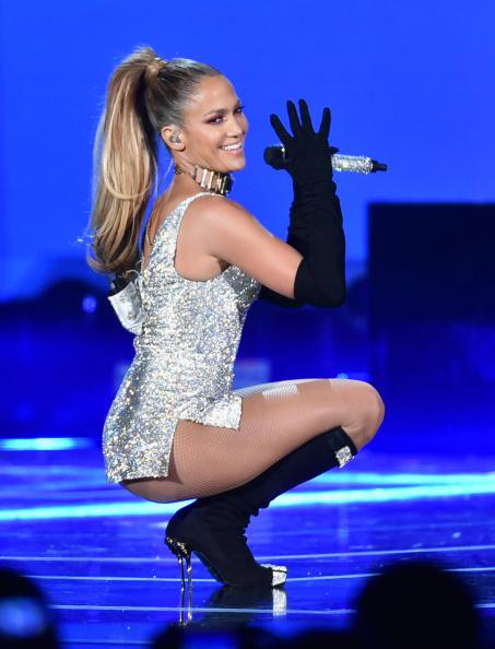 Jennifer Lopez「Three Lions Entertainment Presents Fashion Rocks 2014 - Show」:写真・画像(18)[壁紙.com]