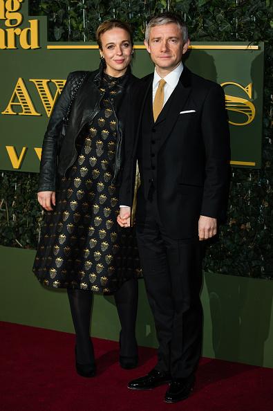 Leather Jacket「Evening Standard Theatre Awards - Red Carpet Arrivals」:写真・画像(19)[壁紙.com]