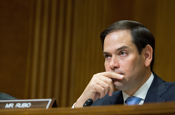 Marco Rubio - Politician「Senate Foreign Relations Committee Confirmation Hearing For Kelly Craft, President Trump's Nominee For U.S. Ambassador To Canada」:写真・画像(0)[壁紙.com]
