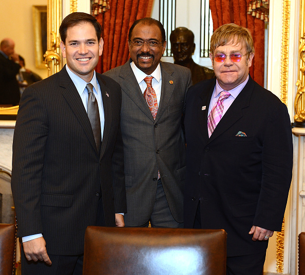 Marco Rubio - Politician「The Elton John AIDS Foundation and UNAIDS Breakfast」:写真・画像(18)[壁紙.com]