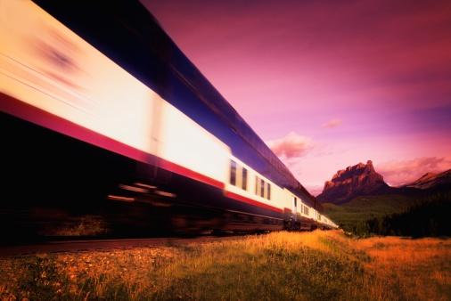 Passenger「A train in the mountains」:スマホ壁紙(9)