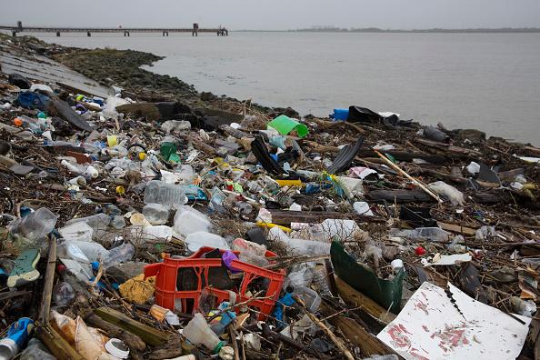 Plastic「Plastic Pollution Is Choking The World's Oceans」:写真・画像(16)[壁紙.com]