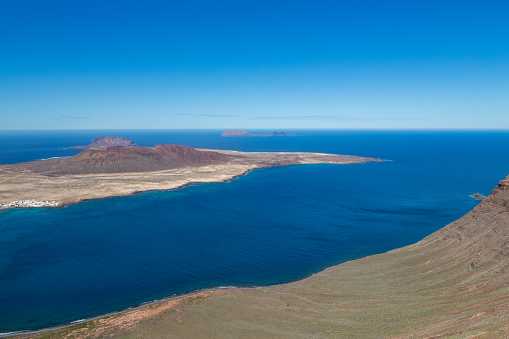 La Graciosa - Canary Islands「Isla Graciosa off the coast of Lanzarote」:スマホ壁紙(10)