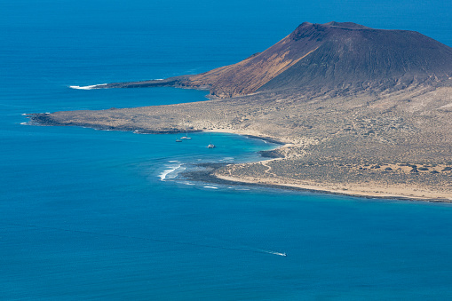 La Graciosa - Canary Islands「Isla Graciosa off the coast of Lanzarote」:スマホ壁紙(7)