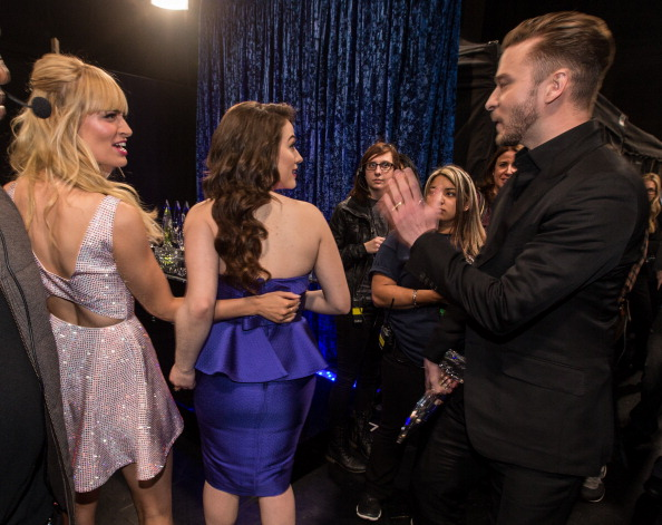 Christopher Polk「The 40th Annual People's Choice Awards - Backstage And Audience」:写真・画像(5)[壁紙.com]