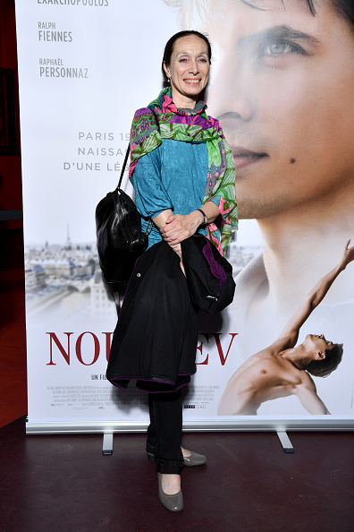 "Gray Shoe「""Noureev - The White Crow"" : Paris Premiere At Cinema Gaumont Opera」:写真・画像(1)[壁紙.com]"