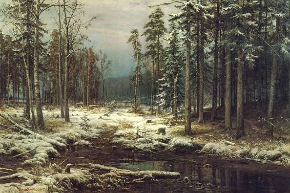 風景(季節別)「First Snow 1875」:写真・画像(2)[壁紙.com]