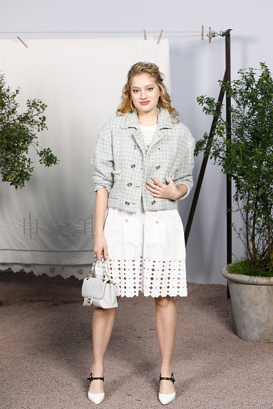 Chanel Jacket「Chanel - Photocall - Paris Fashion Week - Haute Couture Spring Summer 2020」:写真・画像(18)[壁紙.com]
