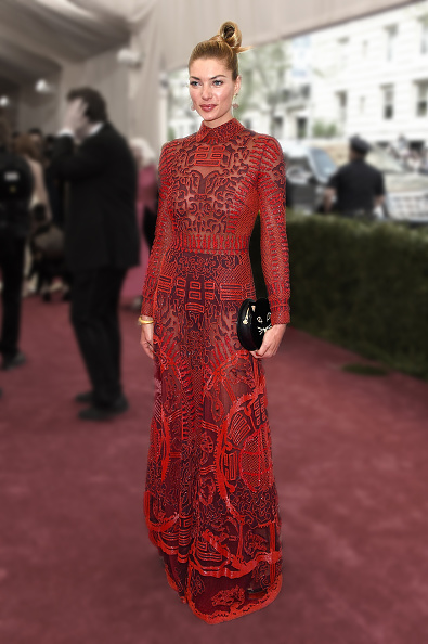 """Long Sleeved「""""China: Through The Looking Glass"""" Costume Institute Benefit Gala - Fashion Focus」:写真・画像(14)[壁紙.com]"""