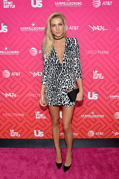 Leopard Print「Us Weekly's Most Stylish New Yorkers 2016」:写真・画像(19)[壁紙.com]