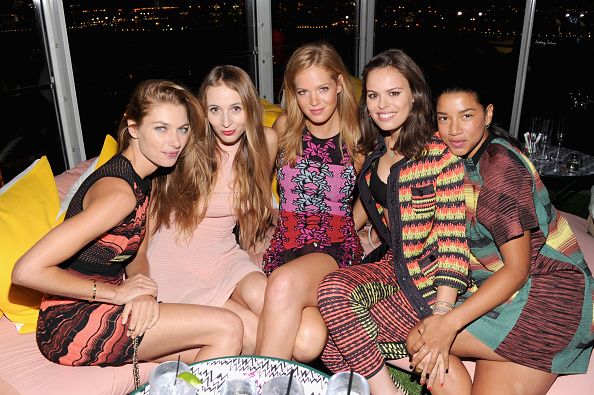 Erin Heatherton「M Missoni Is For Music Summer Event」:写真・画像(5)[壁紙.com]