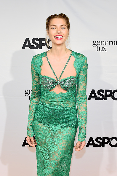 Jessica Hart「ASPCA Hosts 22nd Annual Bergh Ball Honoring David Patrick Columbia - Arrivals」:写真・画像(0)[壁紙.com]