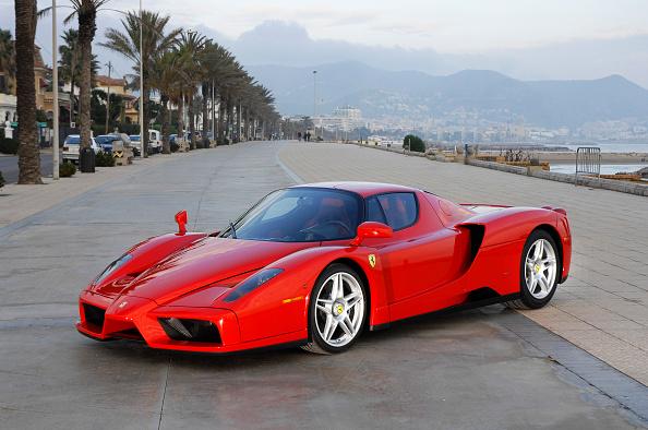 Ferrari「2003 Ferrari Enzo」:写真・画像(5)[壁紙.com]