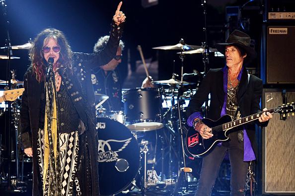 Aerosmith「62nd Annual GRAMMY Awards - Show」:写真・画像(5)[壁紙.com]
