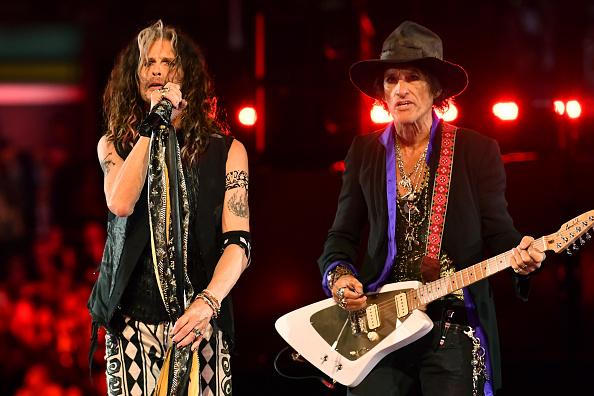 Aerosmith「62nd Annual GRAMMY Awards - Inside」:写真・画像(6)[壁紙.com]