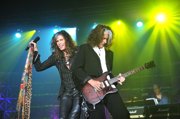 Aerosmith「Songwriters Hall Of Fame 44th Annual Induction And Awards - Show」:写真・画像(1)[壁紙.com]