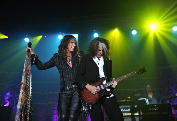 Aerosmith「Songwriters Hall Of Fame 44th Annual Induction And Awards - Show」:写真・画像(9)[壁紙.com]