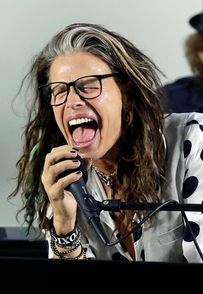 Responsibility「Steven Tyler Guest Speaker At Recovery Unplugged」:写真・画像(18)[壁紙.com]