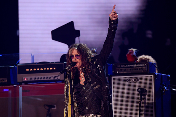 Aerosmith「62nd Annual GRAMMY Awards - Show」:写真・画像(11)[壁紙.com]