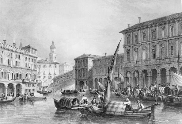 16世紀のスタイル「View Of Venice」:写真・画像(3)[壁紙.com]
