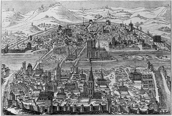 16th Century「16th Century Paris」:写真・画像(13)[壁紙.com]