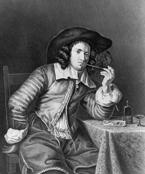 16th Century「The Smoker」:写真・画像(9)[壁紙.com]