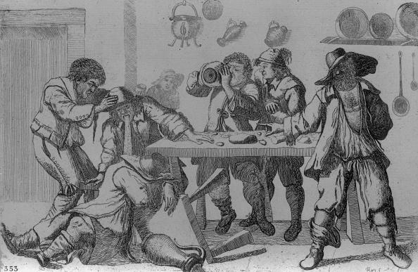 16th Century「Drunk And Disorderly」:写真・画像(17)[壁紙.com]