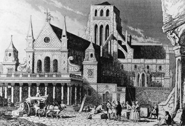 16th Century Style「Old St Paul's」:写真・画像(18)[壁紙.com]