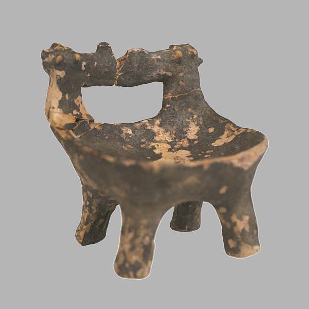 Throne Model, 3800-3400 BC. Artist: Prehistoric Russian Culture:ニュース(壁紙.com)