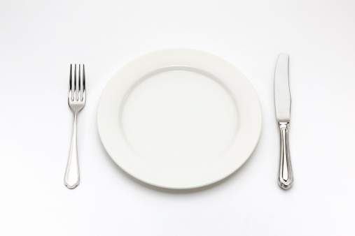 Place Setting「Plate and Cutlery」:スマホ壁紙(5)