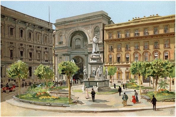 City Life「Milan 19th Century」:写真・画像(12)[壁紙.com]