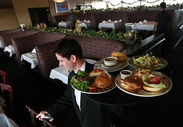 Restaurant「Service Sector Index, Including Restaurant Industry, Posts Large Declines」:写真・画像(6)[壁紙.com]