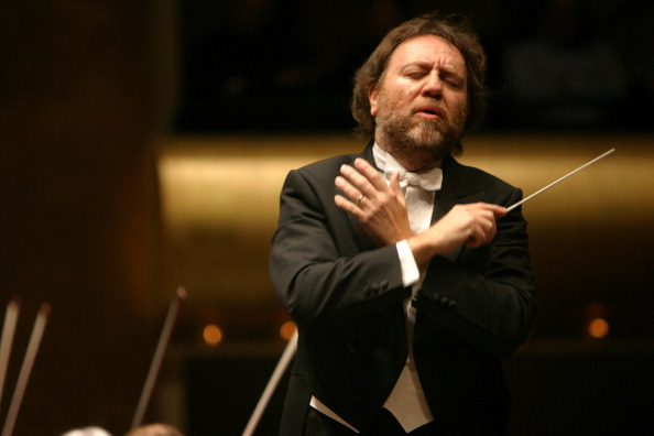 Classical Concert「Riccardo Chailly」:写真・画像(4)[壁紙.com]
