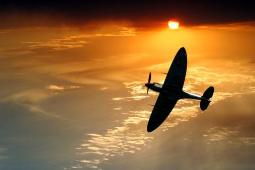 Battle「Spitfire Patrol」:スマホ壁紙(6)