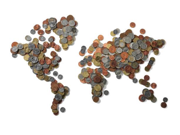 The World in Money:スマホ壁紙(壁紙.com)