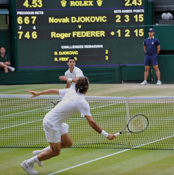 International Tennis Federation「Centre Court Atmospheric」:写真・画像(14)[壁紙.com]