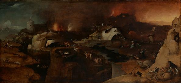 Metropolitan Museum Of Art - New York City「Christs Descent Into Hell. Creator: Unknown.」:写真・画像(6)[壁紙.com]