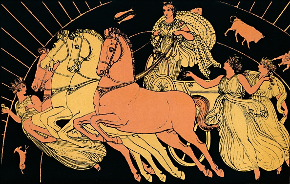Heaven「The Horses Of The Morning, 1880」:写真・画像(7)[壁紙.com]