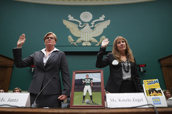 Rayburn House Office Building「House Holds Hearing On Concussions In Youth Sports」:写真・画像(8)[壁紙.com]
