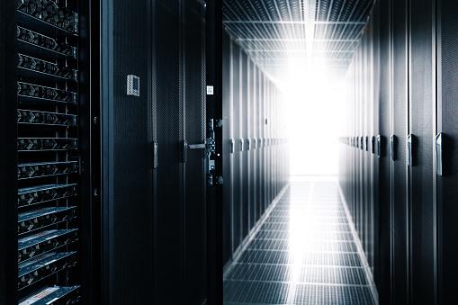 Internet of Things「The data center」:スマホ壁紙(8)