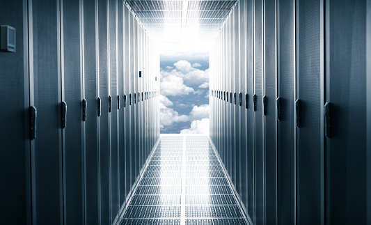 Internet of Things「The data center」:スマホ壁紙(14)
