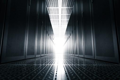 Internet of Things「The data center」:スマホ壁紙(1)